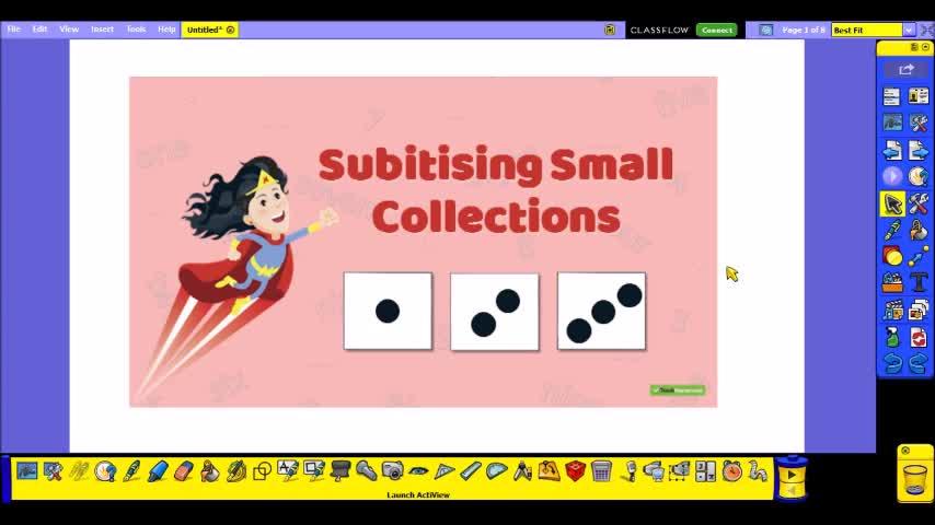 Subitising Introduction