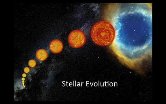Lesson 15 - Stellar Evolution