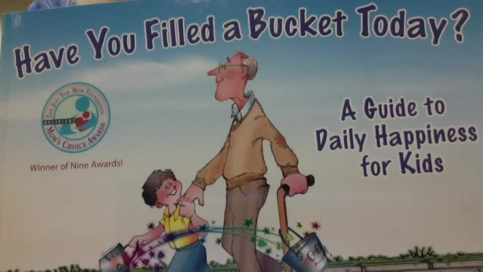 Story Time With Mrs. Johnson - Have You Filled a Bucket Today