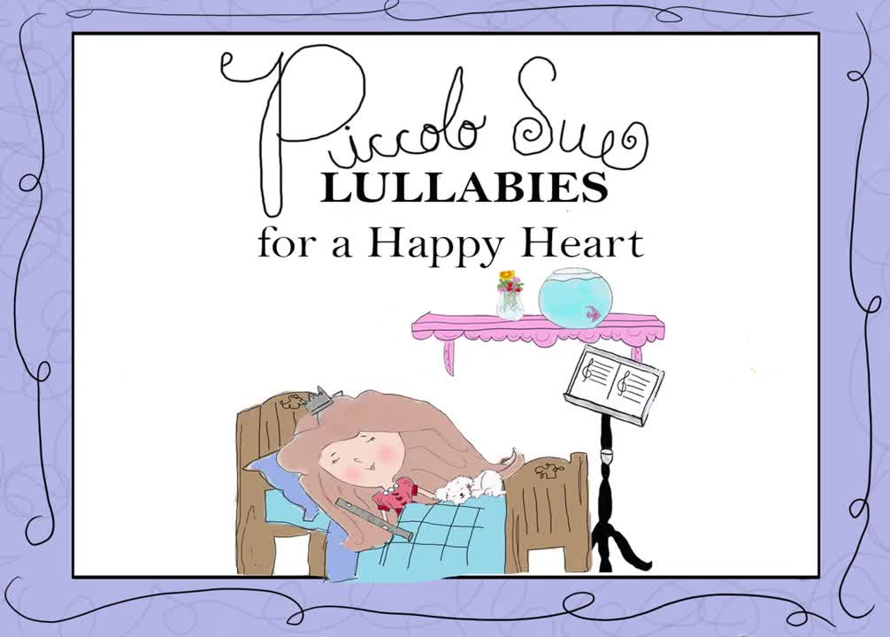 Naptime Lullabies for a Happy Heart