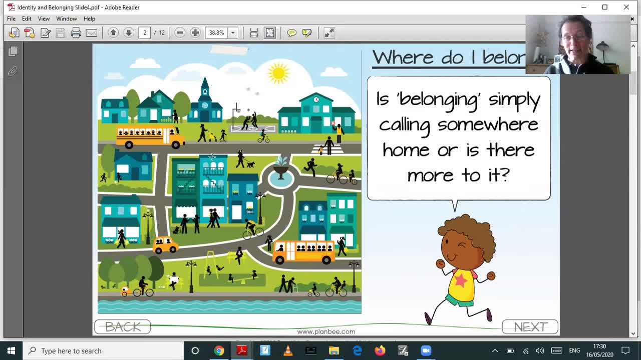 Year 4 Identity and Belonging Lesson 4