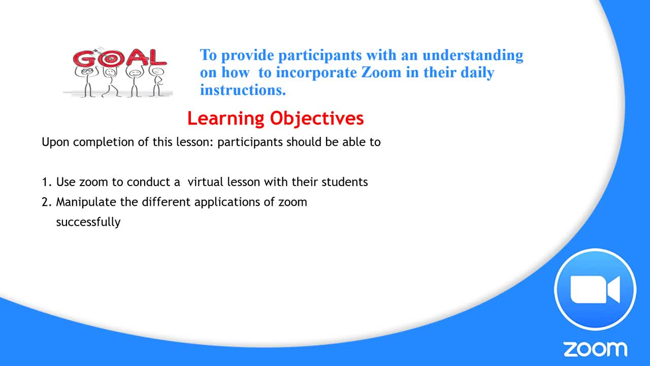 Using Zoom to Teach