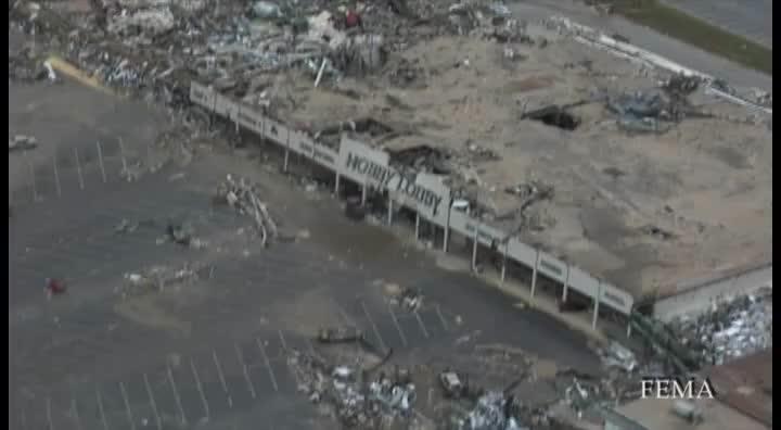 FEMA 2011 Tuscaloosa Tornado