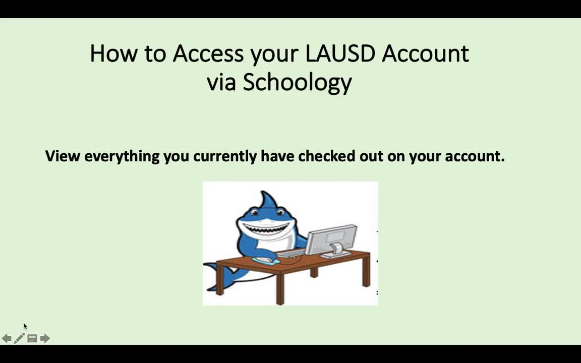 How To Access Your Account via Schoology