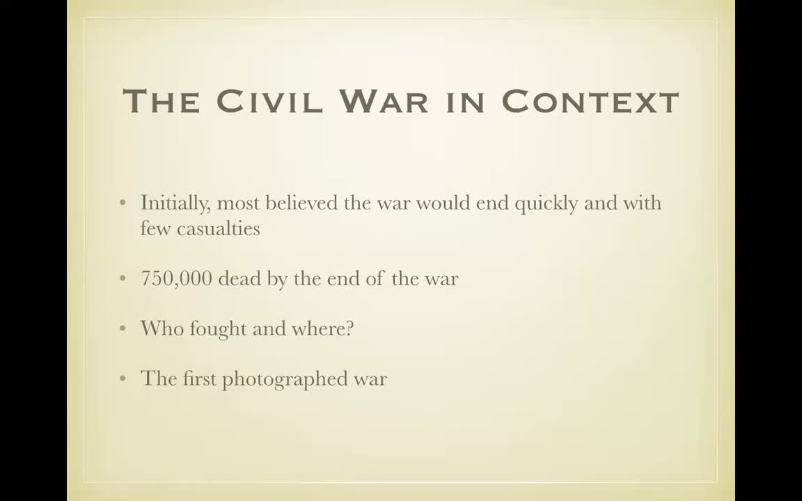 Whitman, Melville, and Civil War Poetry