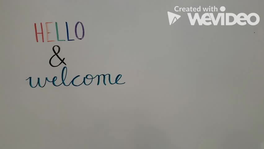 Welcome! From Mrs. Harlie