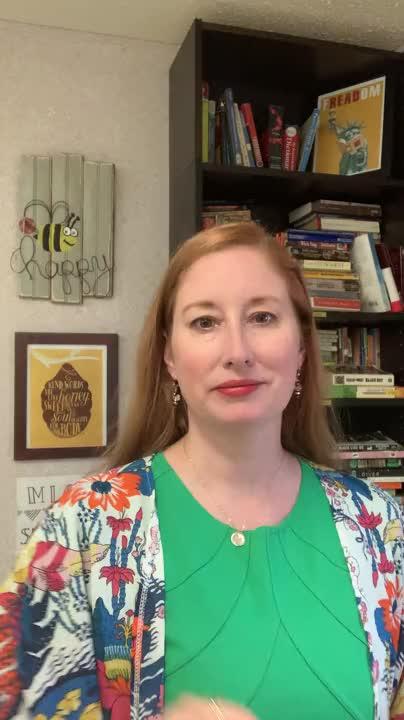 8th-Grade Advanced ELA Welcome Video