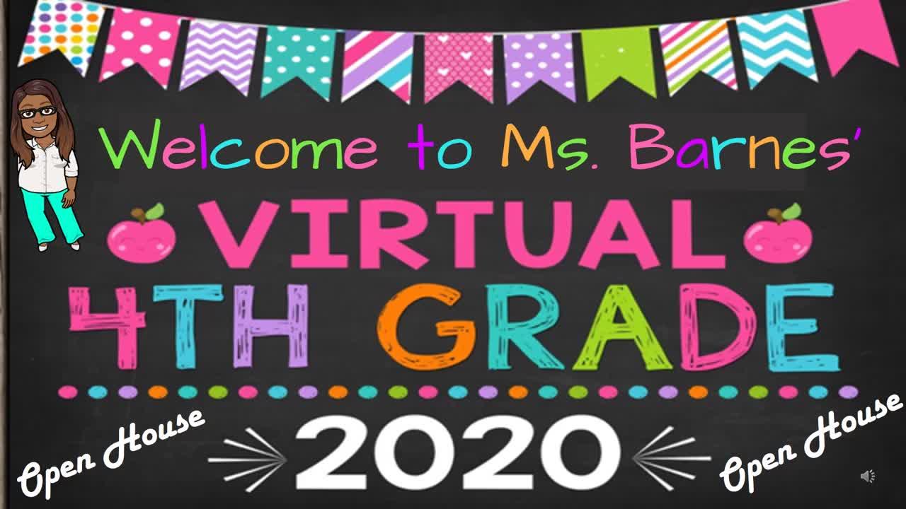 Virtual Open House 2020-2021
