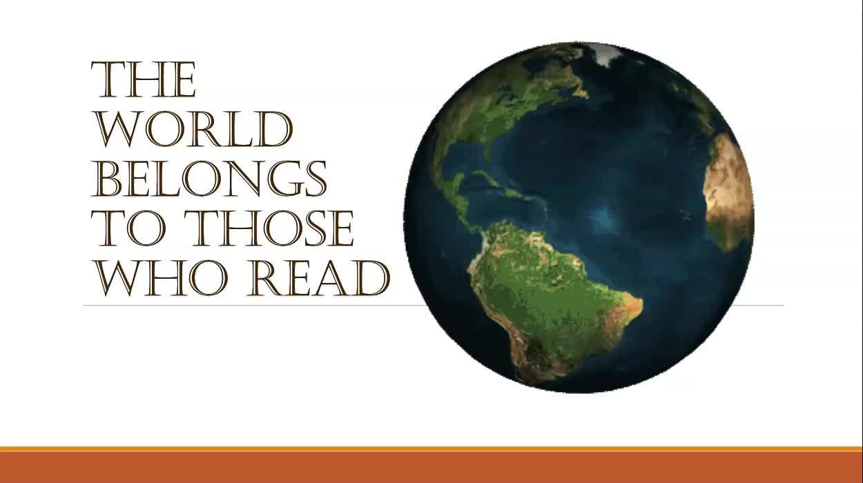 The World Belongs, Week One