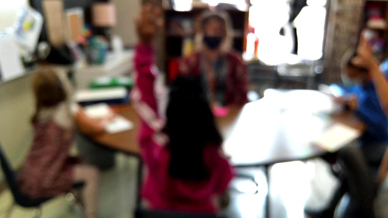 9/28/2020 2nd Grade Primetime Observation Video #5