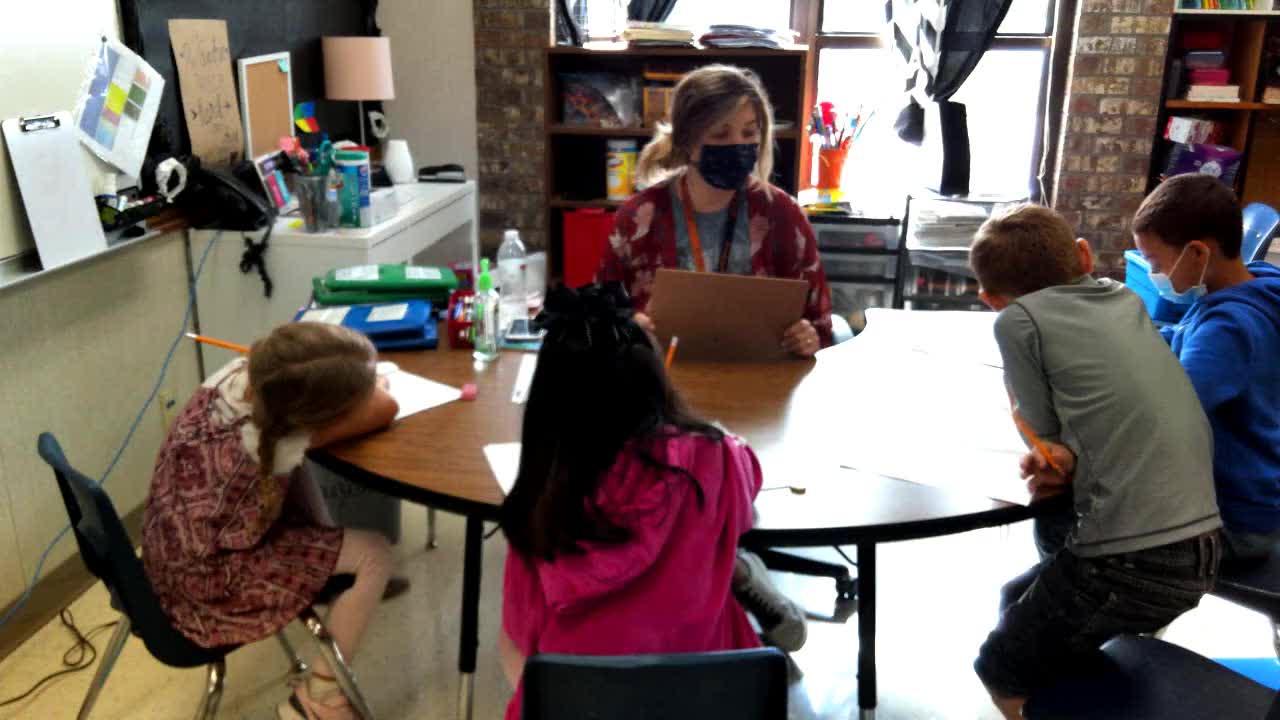 9/28/2020 2nd Grade Primetime Observation Video #3