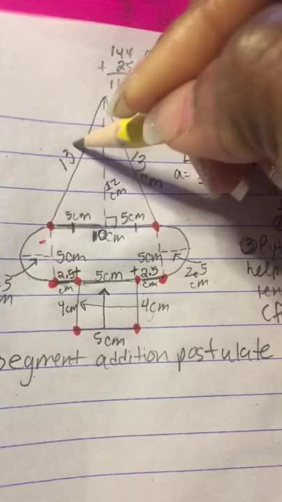 Perimeter & Area- Video 7