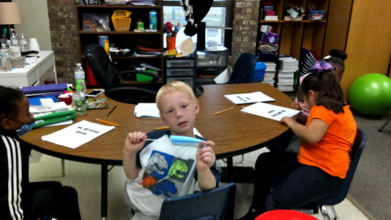 10/14/2020 1st Grade Primetime Observation Video #2