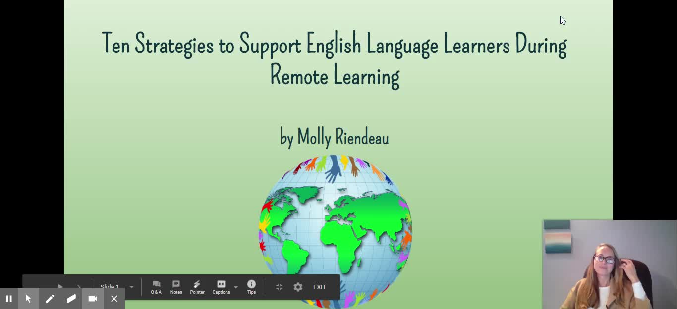 Supporting English Language Learners during Remote Learning