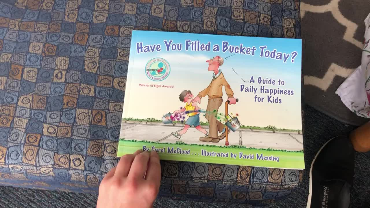 Have You Fill a Bucket Today