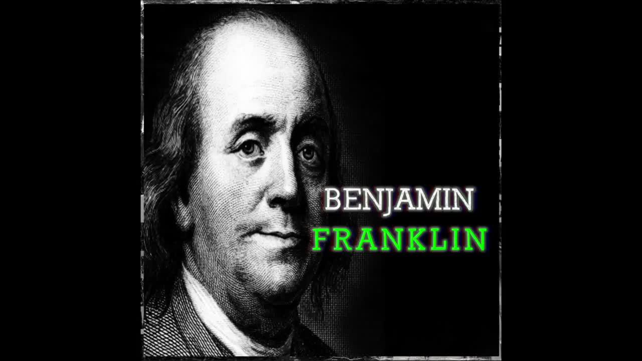 Benjamin Franklin by Mind Muzic