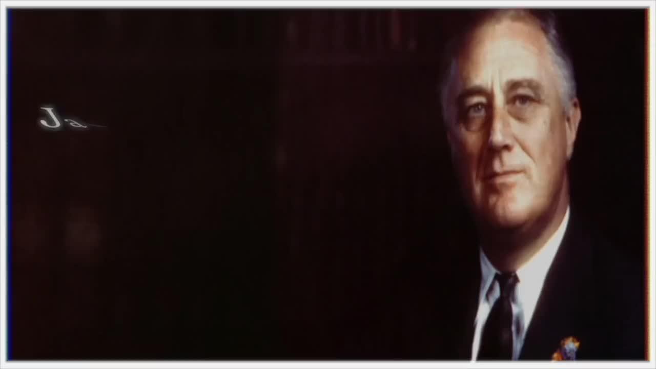 Franklin D. Roosevelt by Mind Muzic