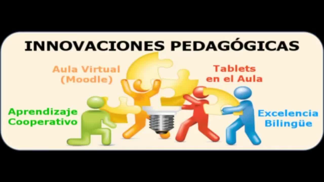 Innovaciones pedagógicas
