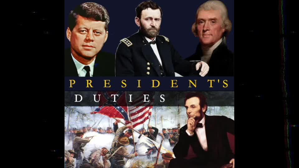 President's Duties by Mind Muzic