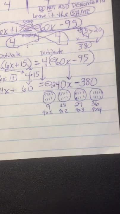 Complex Equations-VIDEO5of8