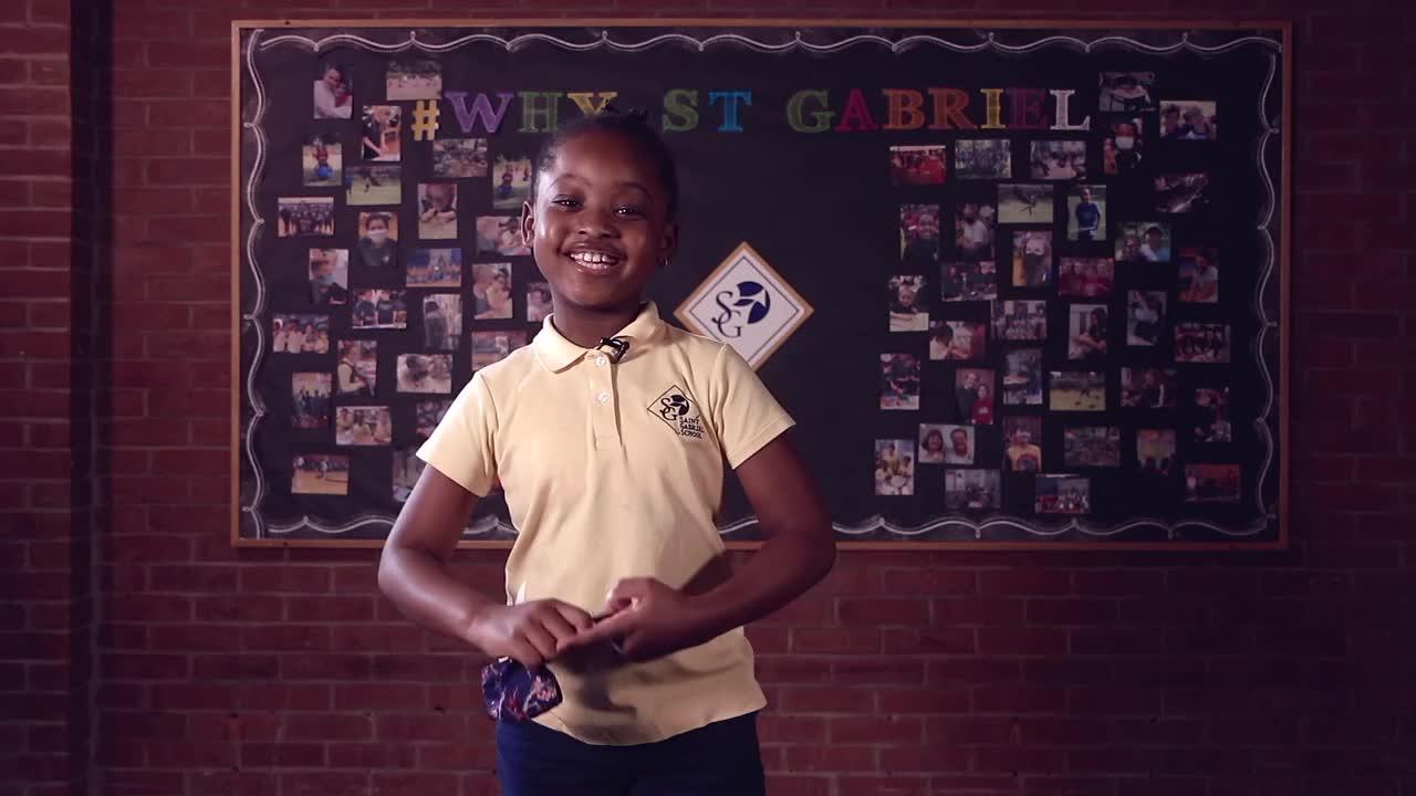 Saint Gabriel School Video
