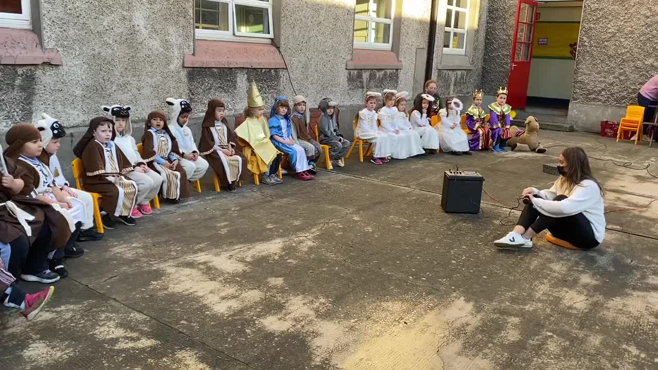 St Gabriel's NS Nativity Play 2020
