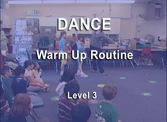 Grade 2: Dance Warm-Up