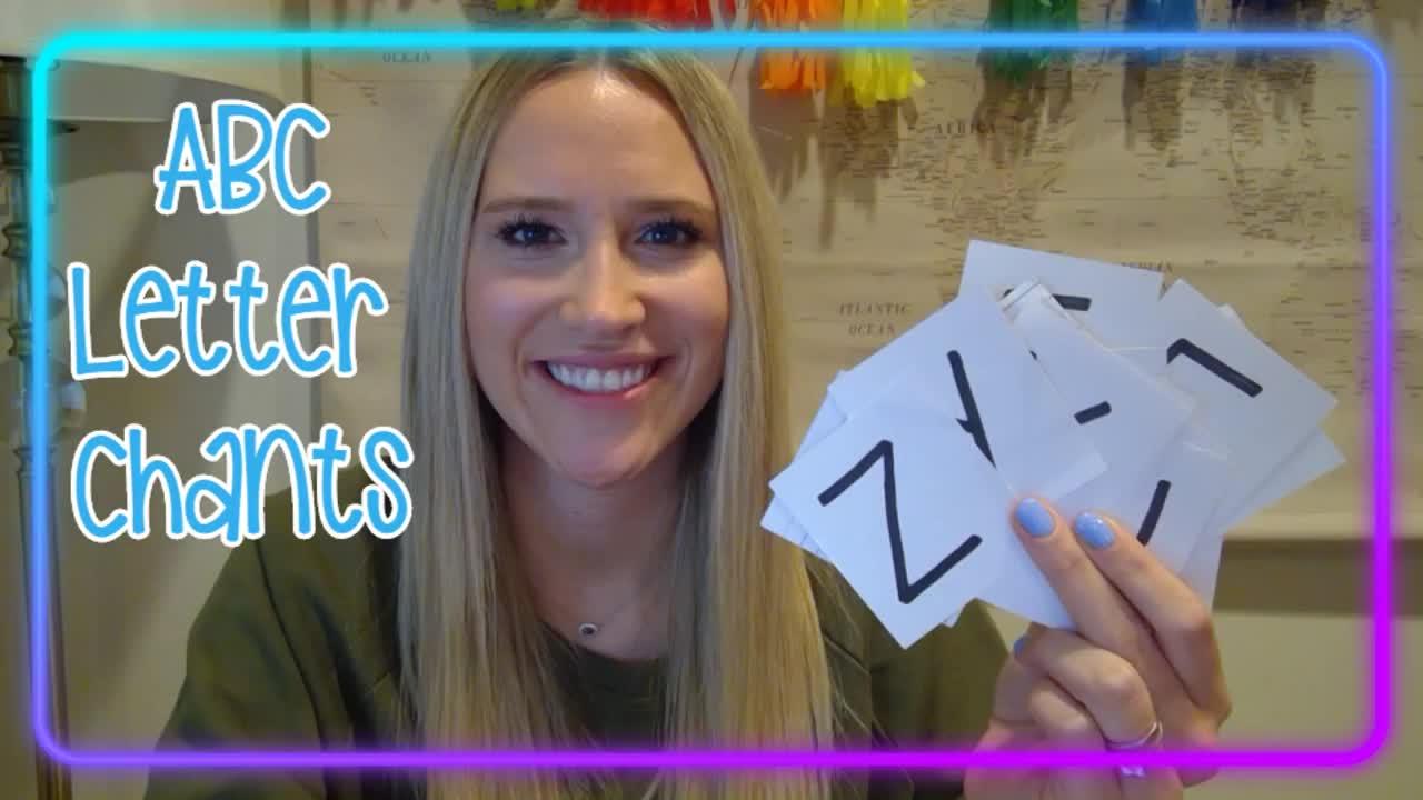Alphabet Letter Sounds