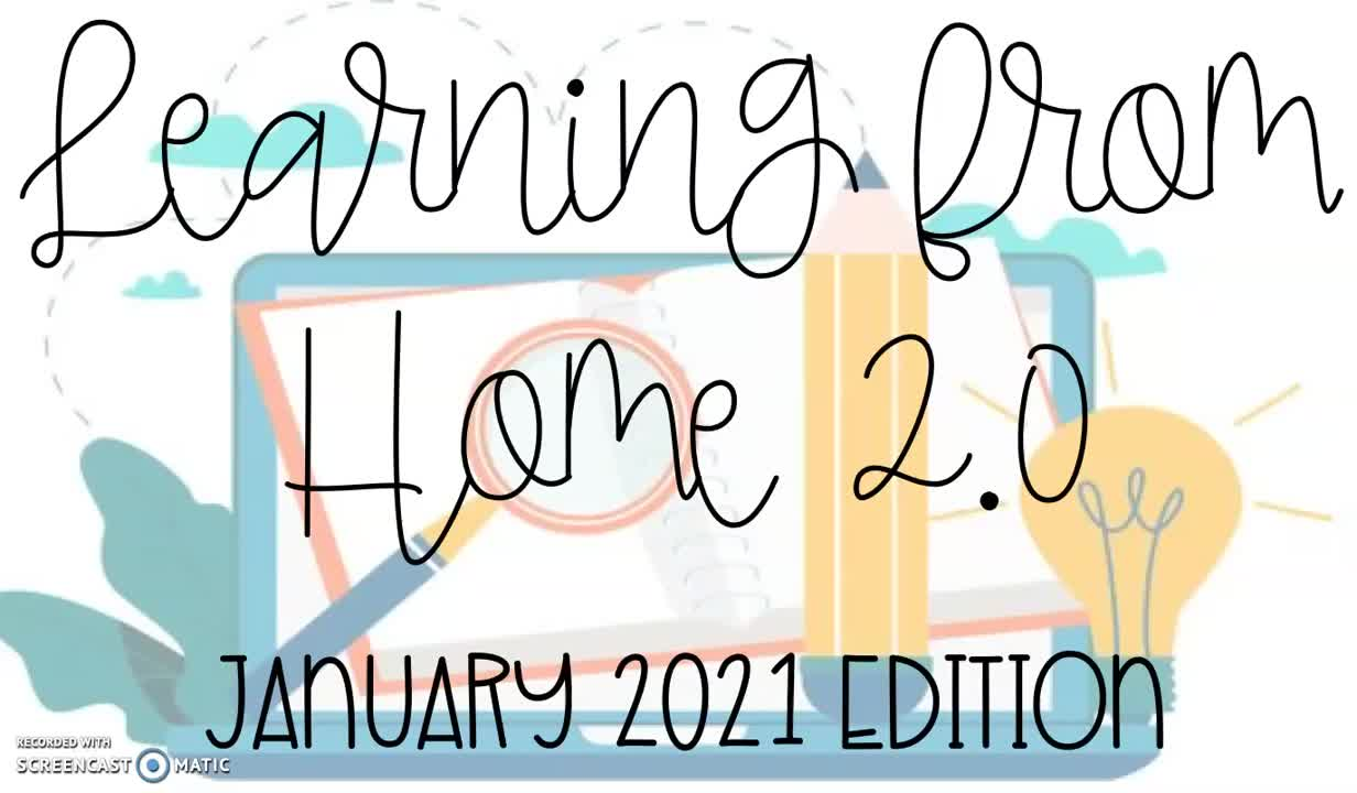 Learning from Home 2.0 -- Overview