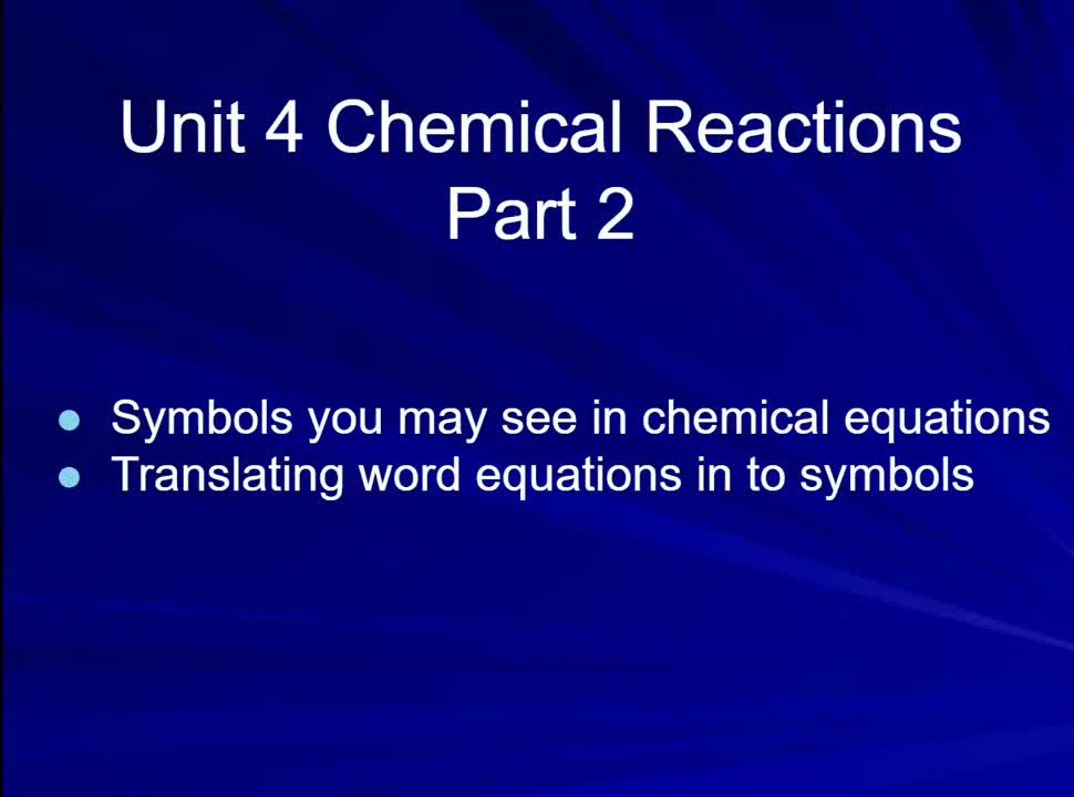Chem U4 part 2