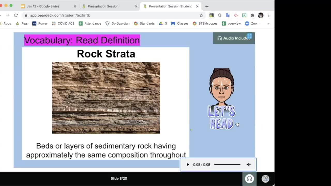Rock Strata #1