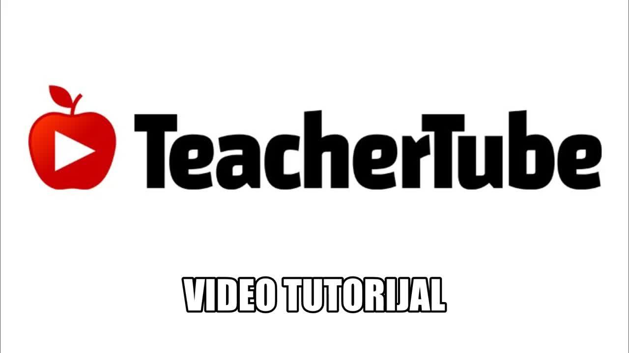 TeacherTube Video Tutorial