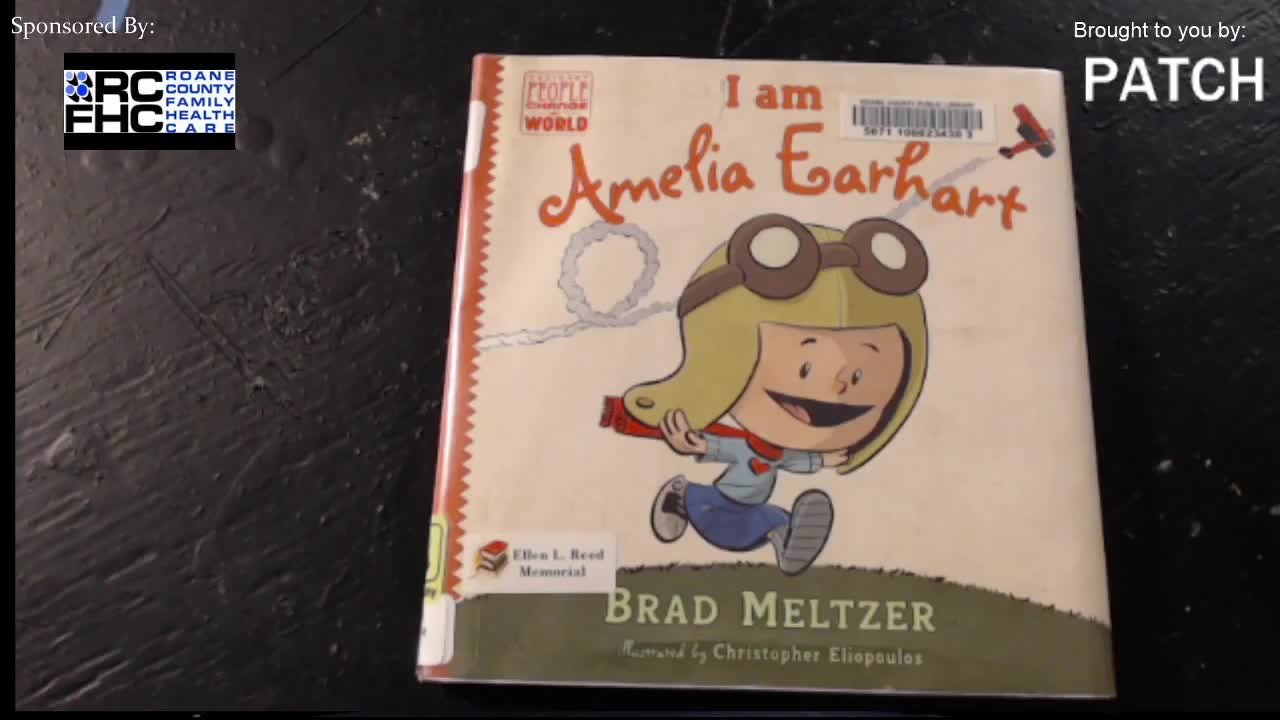 Penny's Reading Nook - I Am Amelia Earhart_ Read, Make, and Do