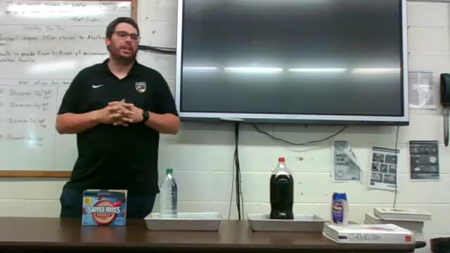 Solutes and Solvents (Science Demonstration #1)