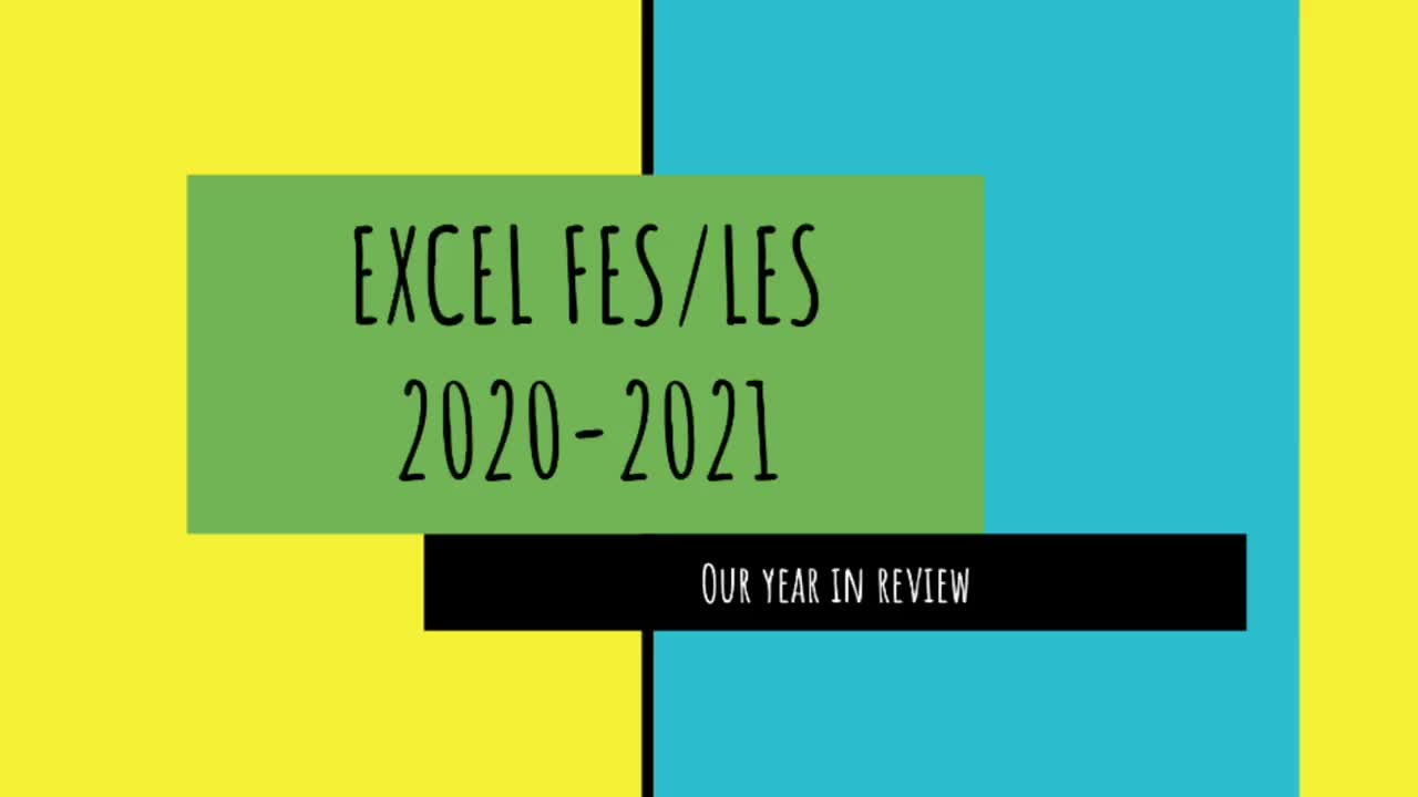 Excel: Our Year in Review