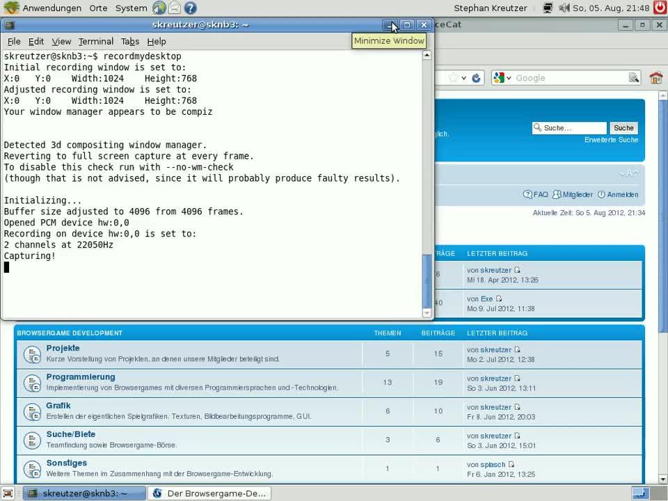 Grundlagen Browsergame-Programmierung: Teil 1 - Kleine Dateilehre, XML und HTML