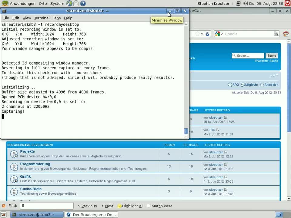 Grundlagen Browsergame-Programmierung: Teil 3 - Encoding, XHTML und CSS