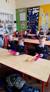 First Class Drumming Workshop