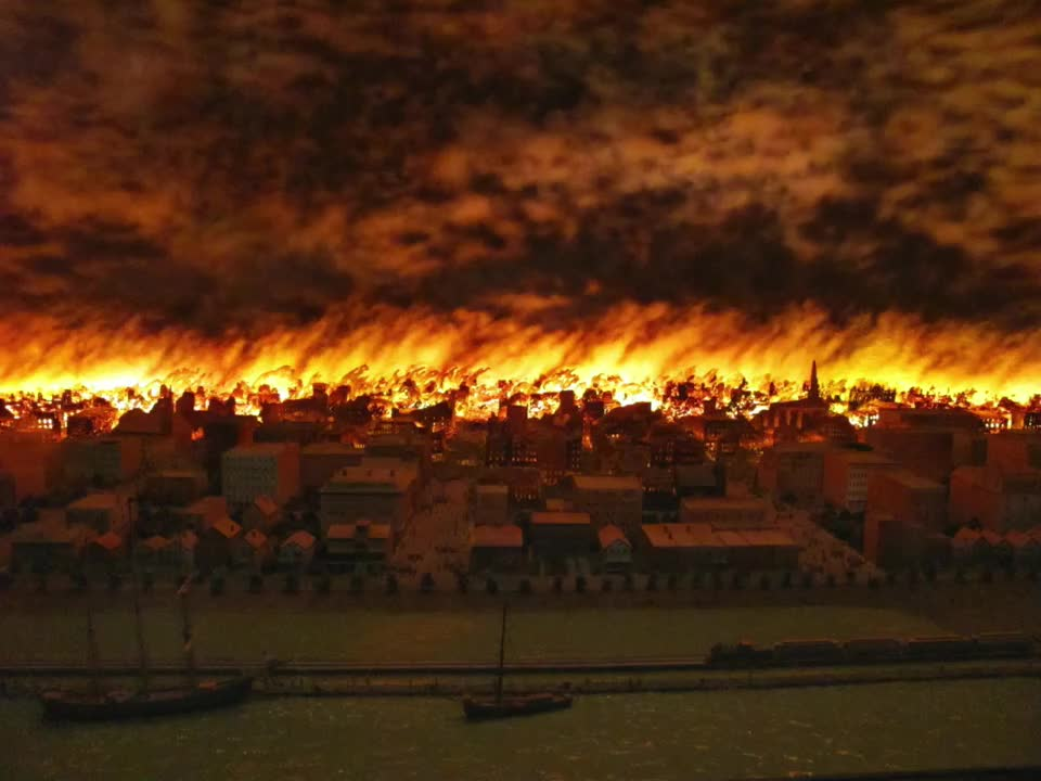 The Great Chicago Fire Review