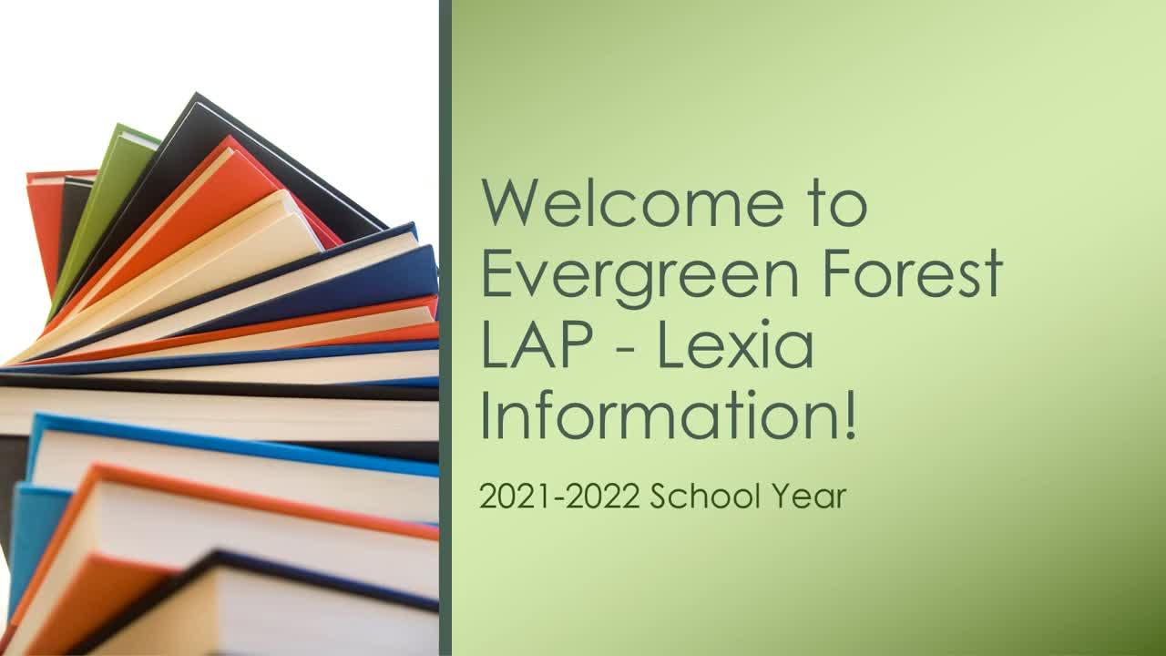 Information LAP 21-22