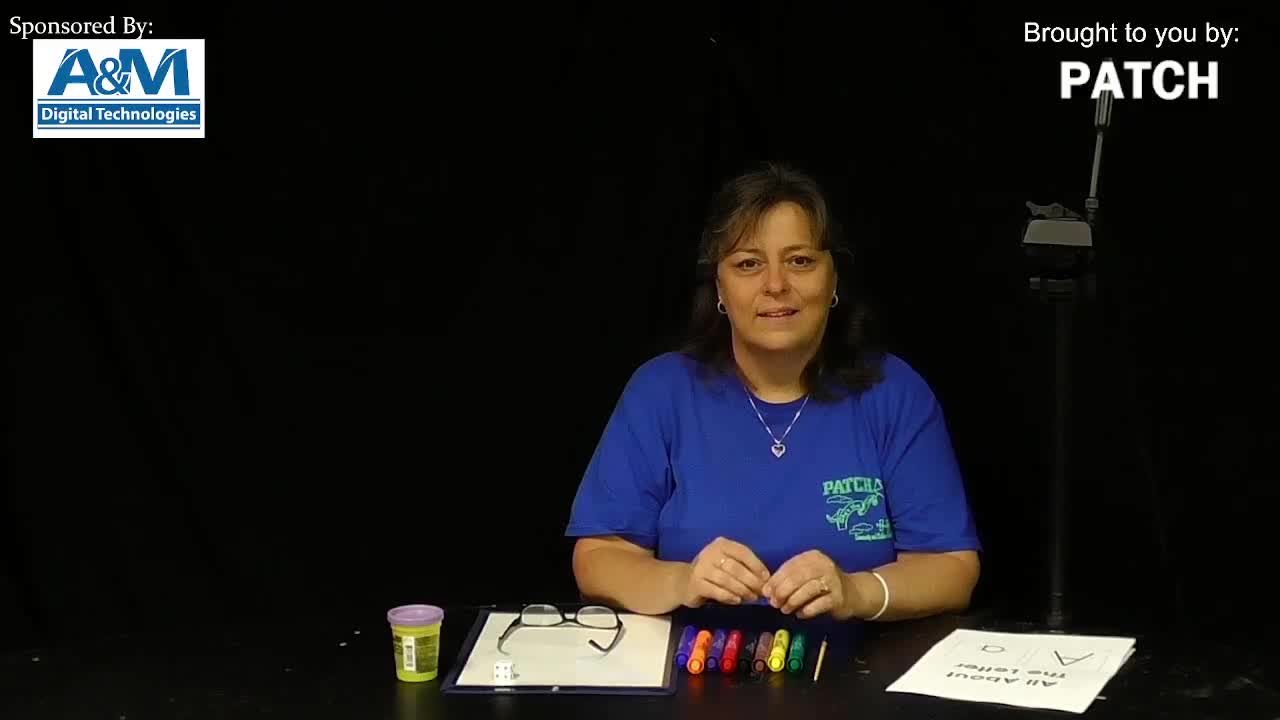 """All About the Letter """"A"""" (Penny's Alphabet Nook)"""