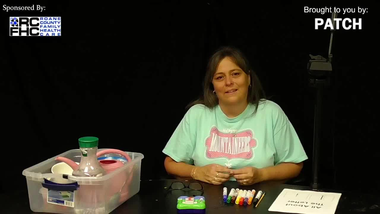 """All About the Letter """"I"""" (Penny's Alphabet Nook)"""