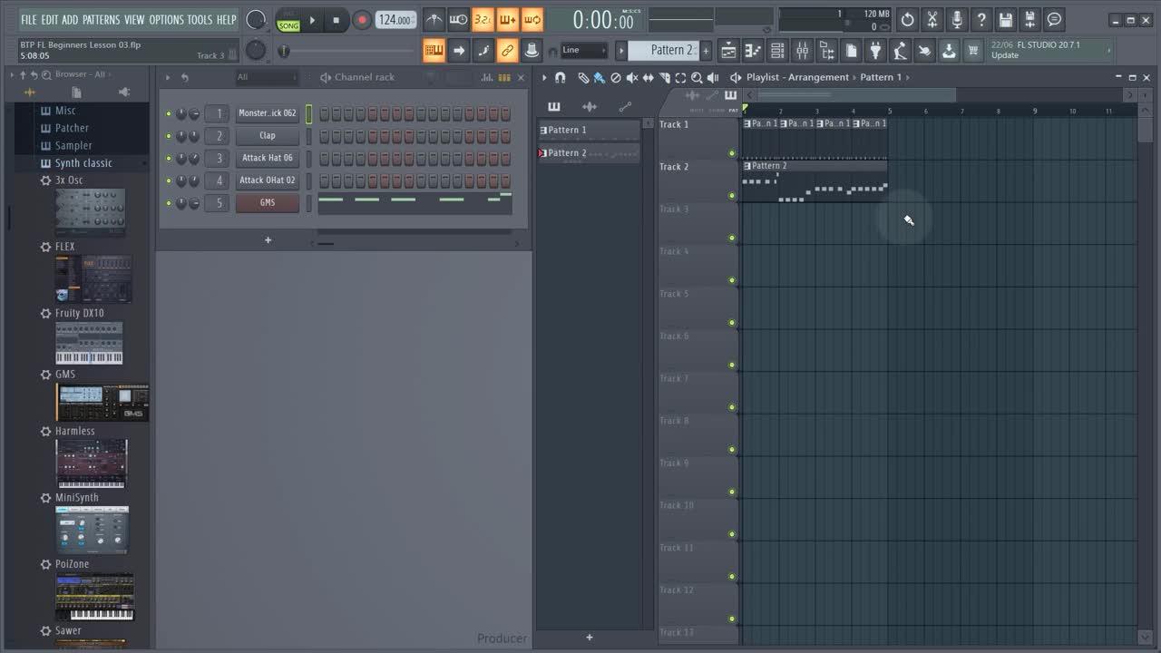 FL Studio Tutorial Lesson 3