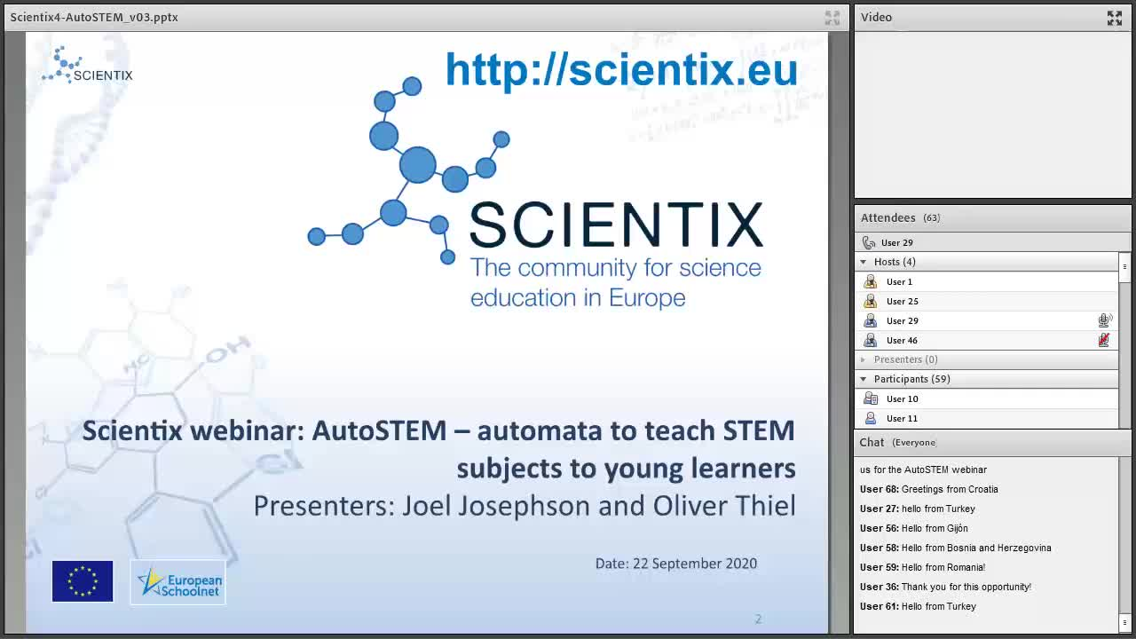 AutoSTEM Webinar (Using Automata To Teach STEM To Young Learner)