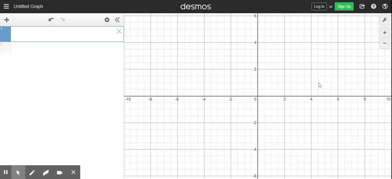 Graphing Quadratic Inequalities on Desmos