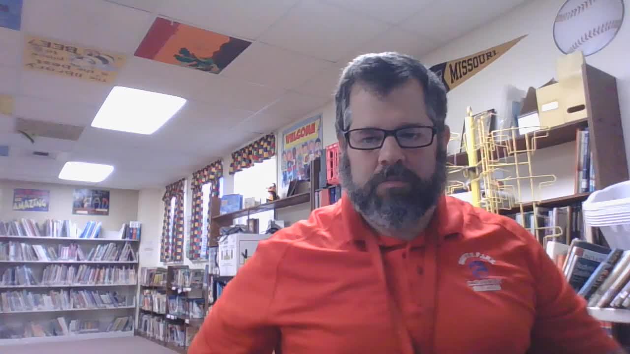Mr. Katcher tells a Halloween tale