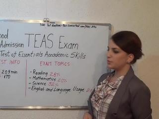 TEAS – Practice Exam Test Questions School Admission