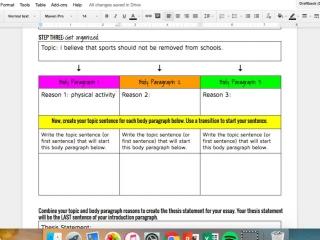 persuasive essay teachertube