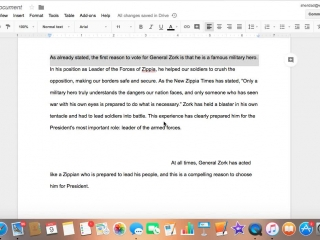 teachertube argumentative essay