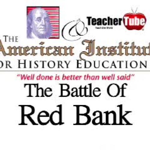 Battle of Redbank NJ